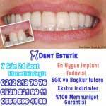 implant diş istanbul beşiktaş
